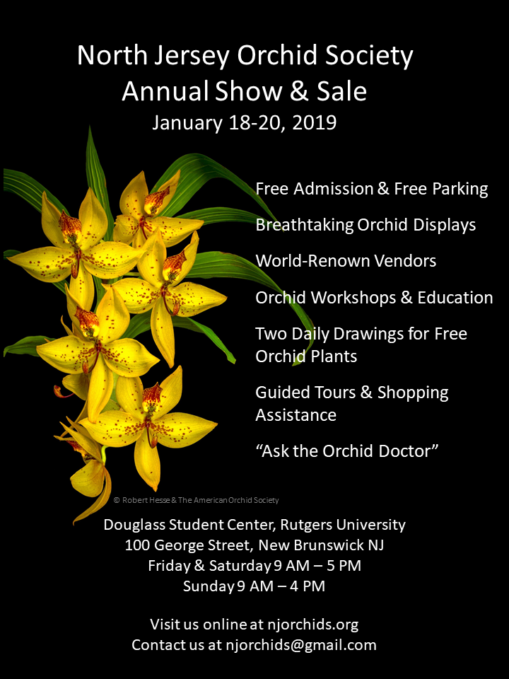 North Jersey Orchid Society